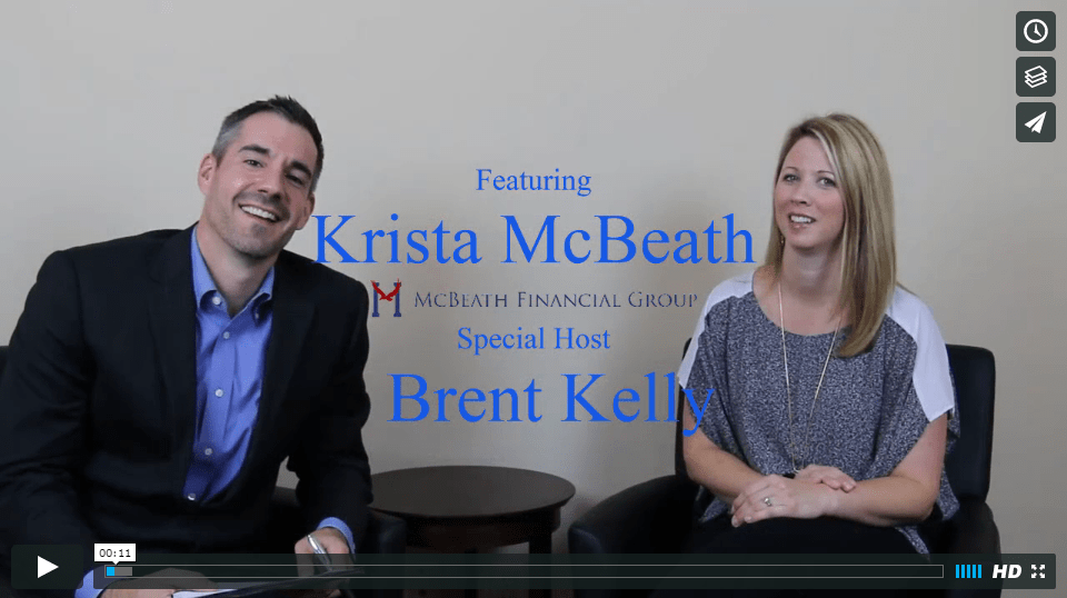 Introducing McBeath Financial Focus Videocast Series