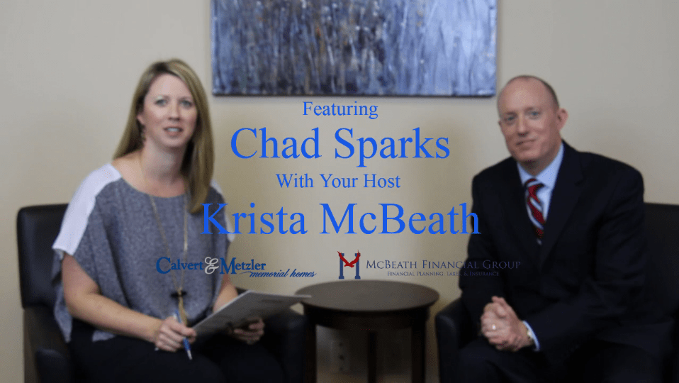 Financial Focus on Funeral Pre-Planning, with Chad Sparks