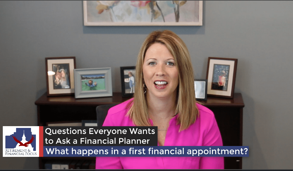 What Happens in a First Financial Planning Appointment?