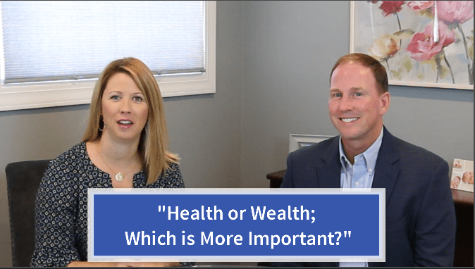 Which Is More Important, Health or Wealth?
