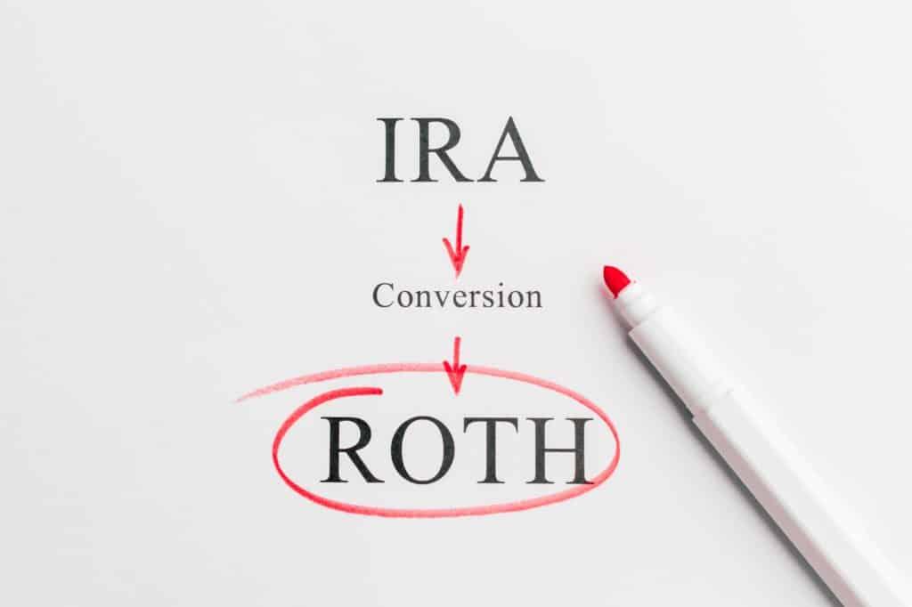 Roth Conversion Bloomington Normal IL