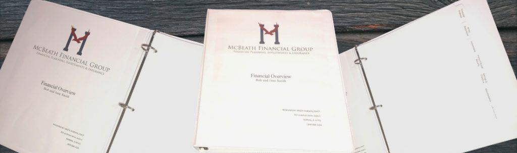 A Financial Plan - Bloomington Normal Financial Plans