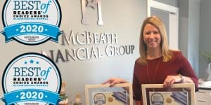 Bloomington Normal Area Best Financial Planner Best Investment Advisor 2020